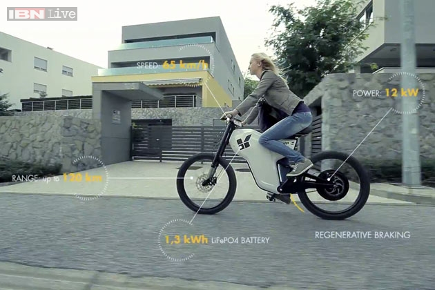 Greyp G12 This Rs 5 Lakh Bicycle Is Also A Motorcycle