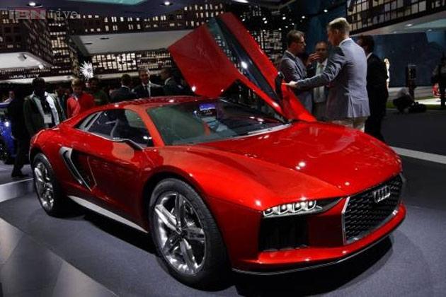 Frankfurt Motor Show 2013 10 stunning hybrids and ecars