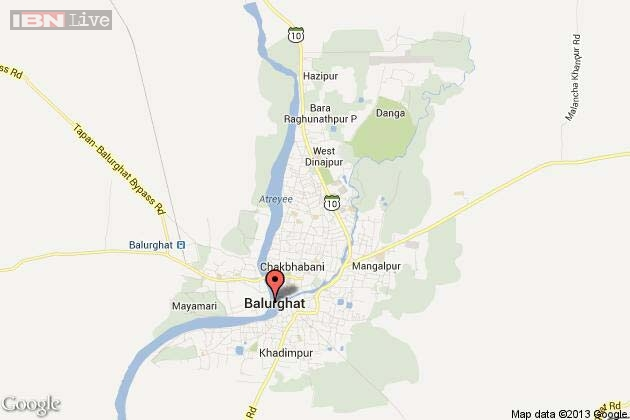Balurghat News Latest News And Updates On Balurghat At News - Balurghat map