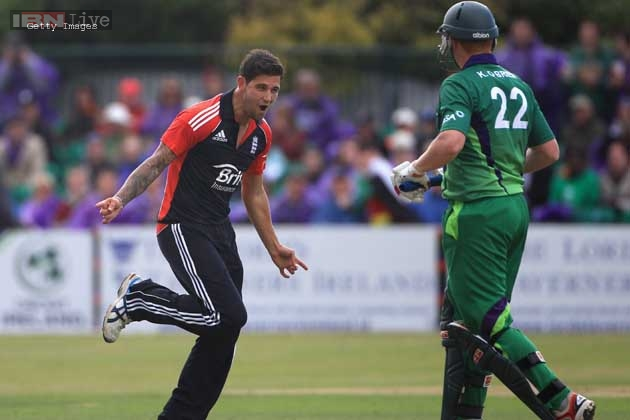 One-off ODI: Ireland scent blood against depleted England