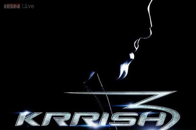 Krrish Logo Hrithik to Launch 'krrish 3'