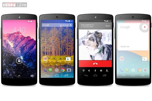 Новости О Андроид 4.4