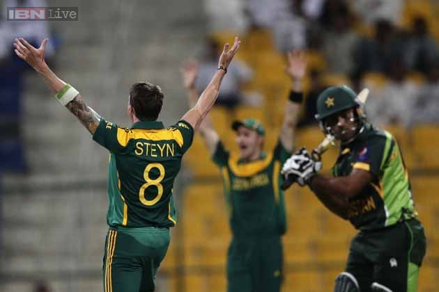 1st T20: South Africa register comprehensive win over Pakistan