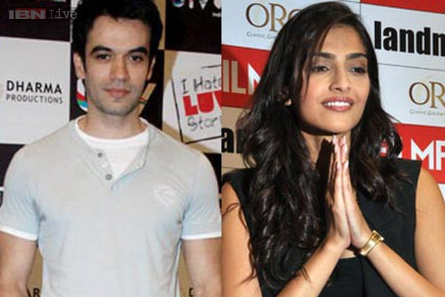 Sonam Kapoor with Boyfriend Punit Malhotra