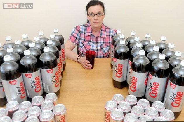 Coke Drink Drinking Diet Coke Since