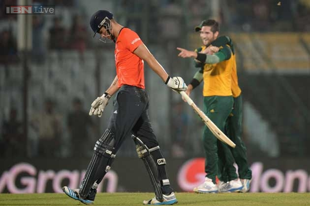 South Africa in World T20 semis, England eliminated