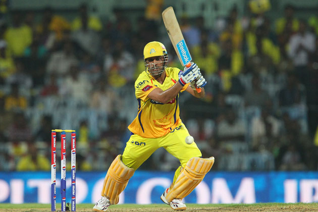 Image result for dhoni batting in csk