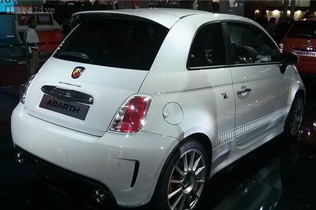 new car launches at auto expo 2014Fiat to launch four new cars in India this year  News18