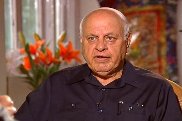 Farooq Abdullah Returns Clears Farooq Abdullah's