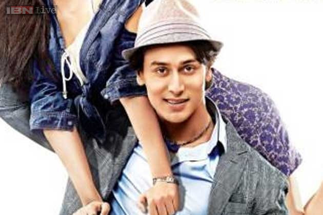 Heropanti' trailer: Tiger Shroff reminds you of a young Jackie Shroff ...