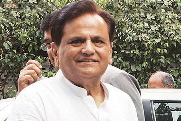 Ahmed Patel fumes as Modi calls him his 'good friend' in DD interview:IBNLive Videos - ahmed_patel_pti