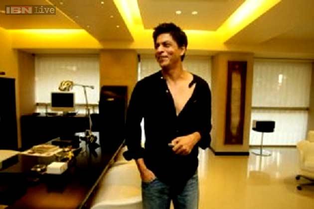 shahrukh khan house interior photos.  Photos Inside Mannat Shah Rukh Khan s luxurious mansion