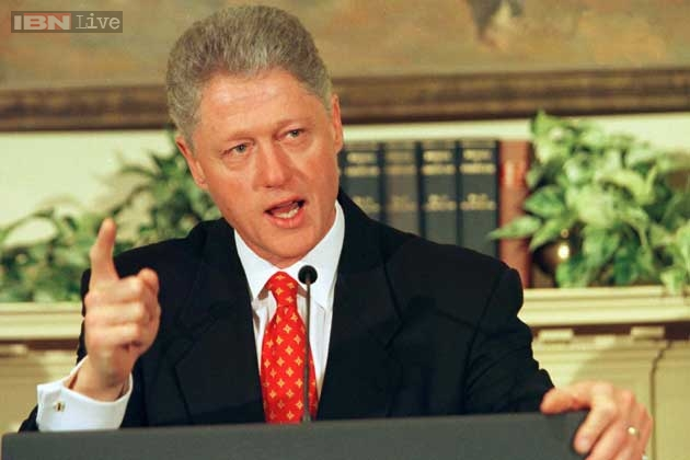 the sex scandal of bill clinton The whitewater development corp is dissolved, leaving bill and hillary clinton with a loss of more than $40,000 attorney general janet reno appoints robert fiske jr as the independent counsel in.