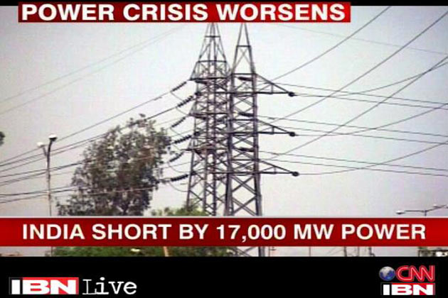 power crisis in india Learn about the water crisis facing india read about some of the causes and the differences found from one part of india to another.