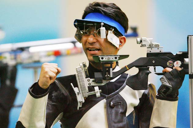 abhinav bindra - one of the best shooters India has produced
