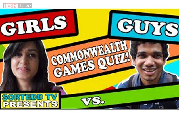 Fun Boys Vs Girls Games : Watch: This girls vs. boys quiz about Commonwealth Games is incredible ...