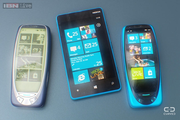 Here S What The Nokia 3310 Ericsson T28 Would Look Like