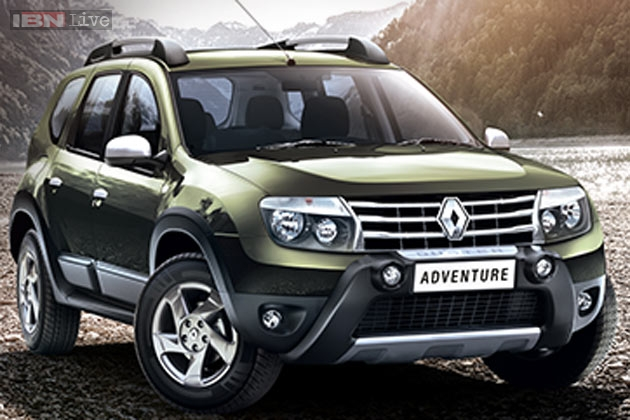 renault duster renault india launches the second anniversary edition at rs 8 8 lakh news18. Black Bedroom Furniture Sets. Home Design Ideas