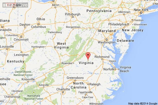 US Active Shooter Reported At Army Base In Virginia News - Map of us army bases in virginia