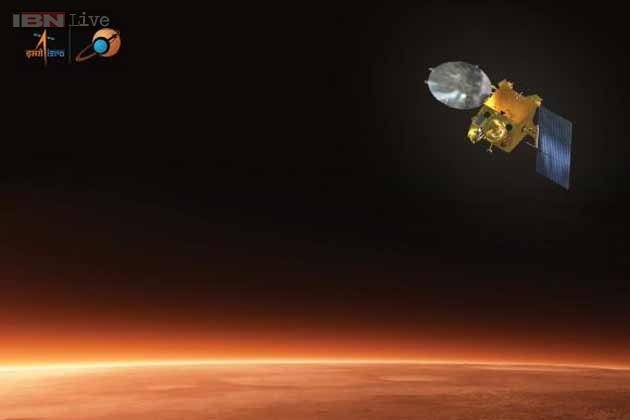 indian mars mission update - photo #13