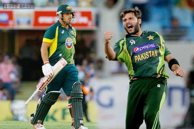 Pakistan, Australia face off in Twenty20