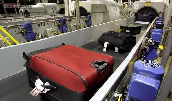 Heavy baggage: Airline passenger checks in with a weapon not often ...
