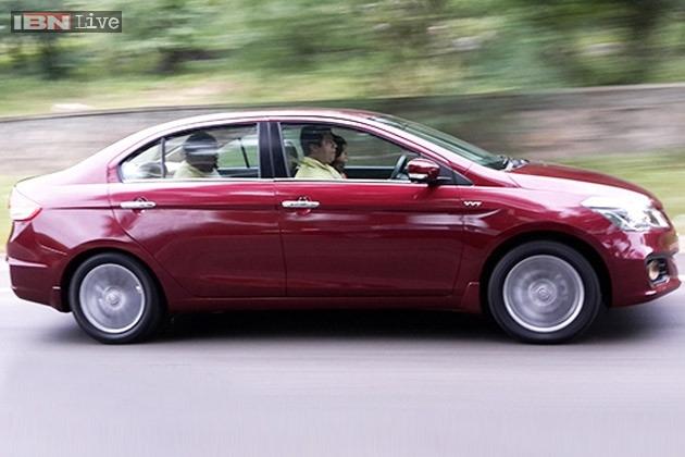 Maruti Ciaz Maruti Launches New Sedan Car At Rs 699 Lakh