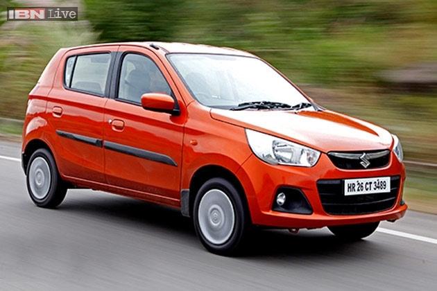 Maruti suzuki to launch new alto k10 in india on november 3 news18