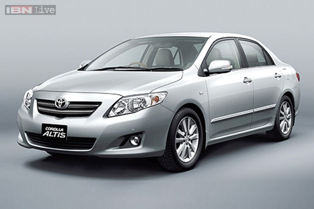 toyota recalls 5 834 corolla altis diesel models in india news18. Black Bedroom Furniture Sets. Home Design Ideas