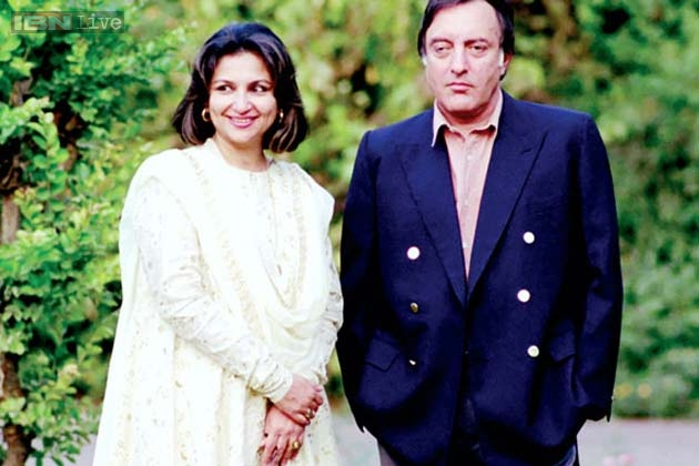 Sharmila and pataudi wedding