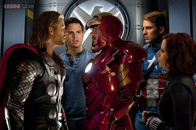 Actores de Marvel Agents of Shield visitan de incógnito la New York Comic-Con