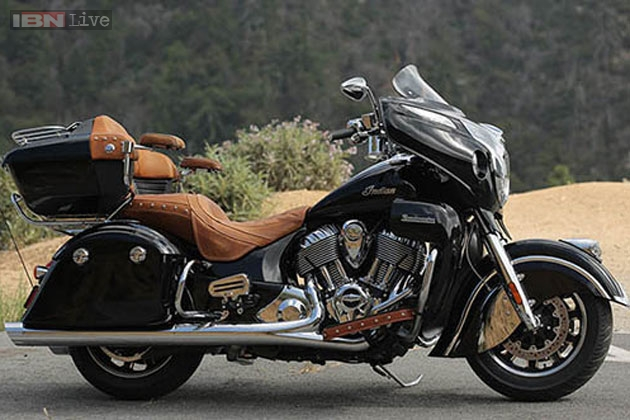 Indian Motorcycle Launches The Roadmaster Bike In India At Rs 37