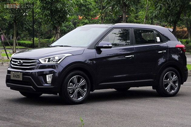 Hyundai Compact Suv Expected To Be Launched In India Around