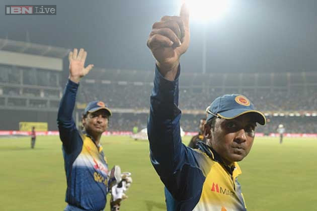 World Cup: Twitter bids adieu to Sangakkara, Jayawardene
