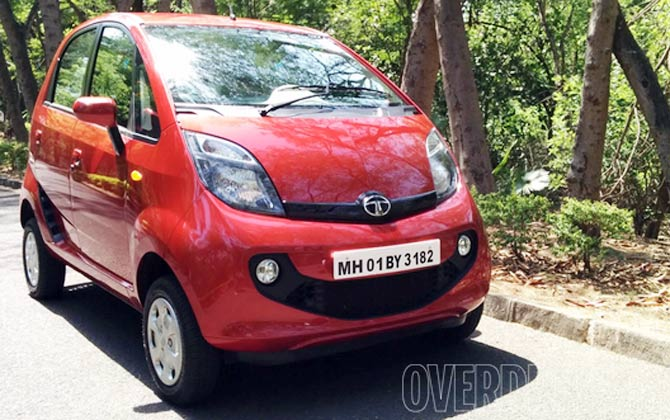 Tata Genx Nano: Tata GenX Nano To Be Launched In India On May 19