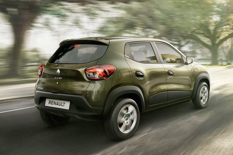 renault kwid renault unveils new small car in india to. Black Bedroom Furniture Sets. Home Design Ideas