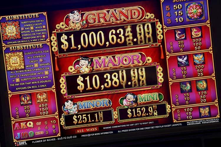 Gambling 18 vegas