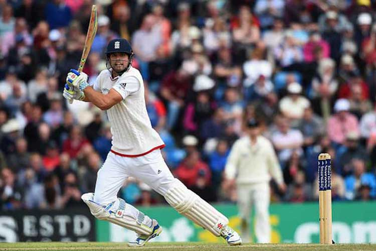 Tough Alastair Cook destined to bat long for England