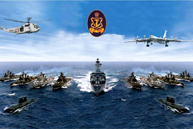 Navy Launches Rescue Operation