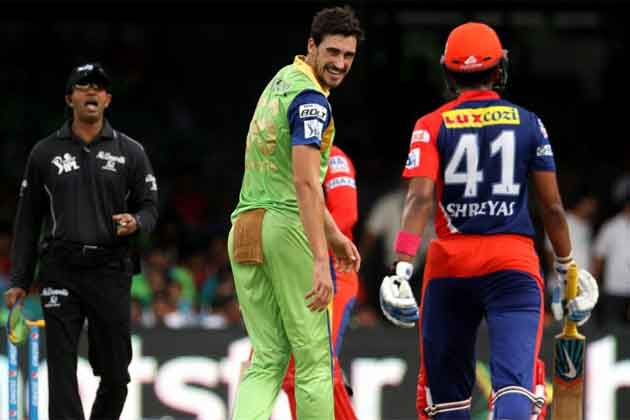 IPL 2017: Mitchell Starc Ends Association With Virat Kohli and Co.