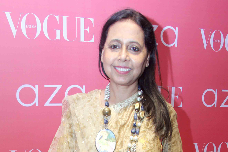 Designer Anju Modi says that couture in India has become more focussed and design oriented