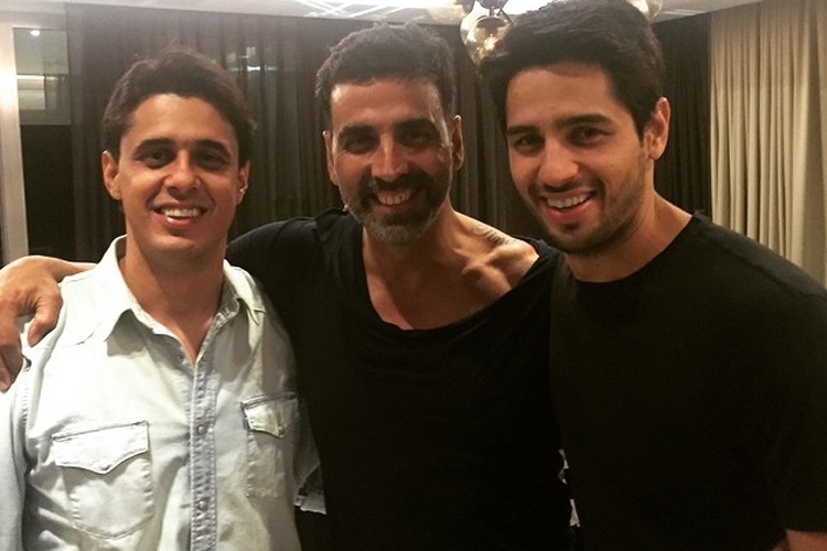 Photos: Sidharth Malhotra parties with elder brother ...  Photos: Sidhart...