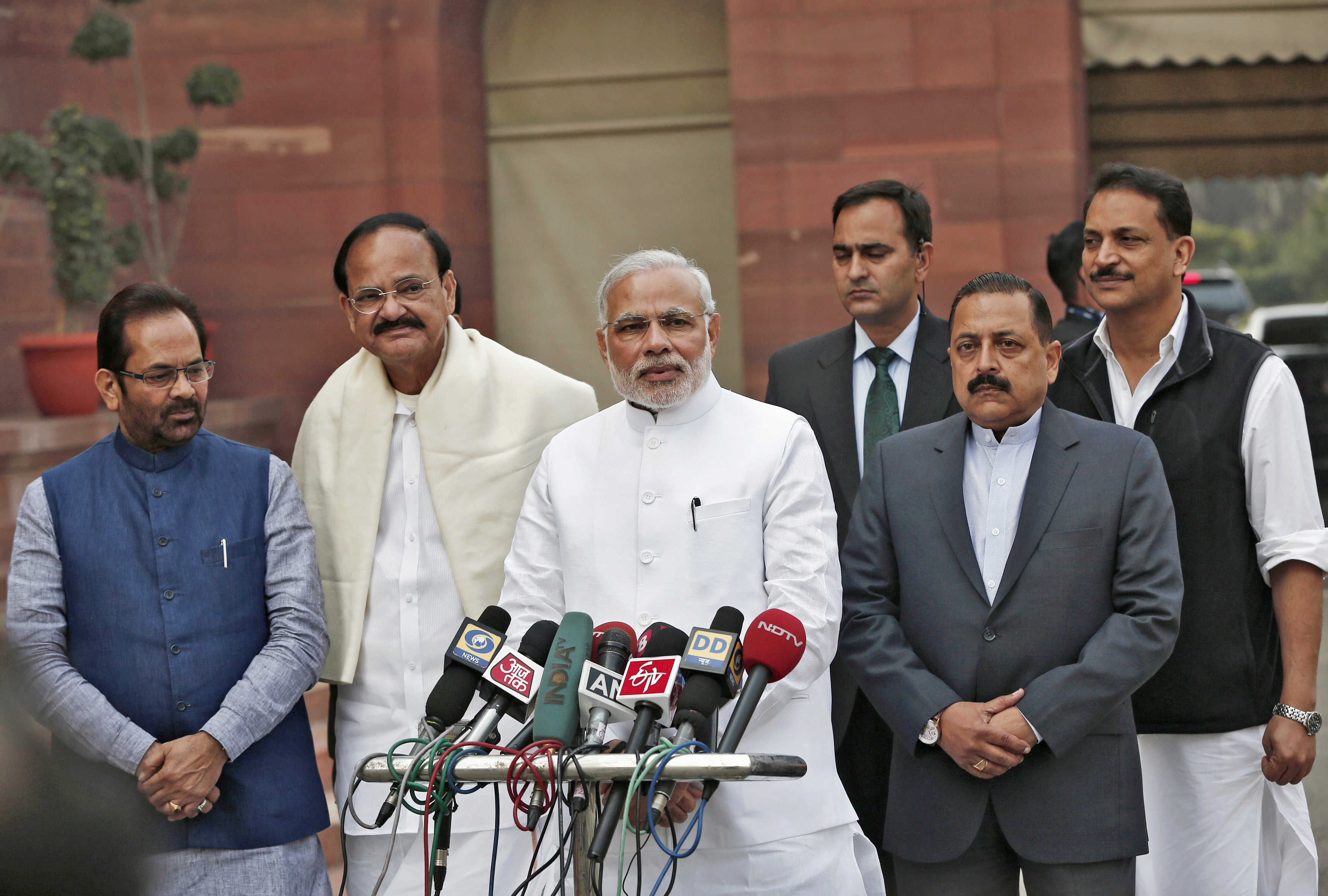 Government's fresh bid to end Parliament deadlock, all-party meet on Monday