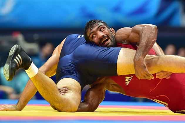 I was under pressure to win: Yogeshwar Dutt