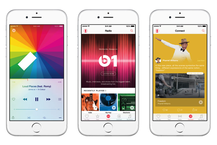 Apple to resurrect Home Sharing feature for music in iOS 9