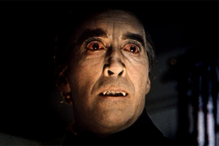 'Count Dracula' actor ...
