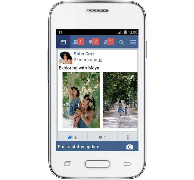 Facebook Lite: Facebook launches a 'Lite' version of its ...