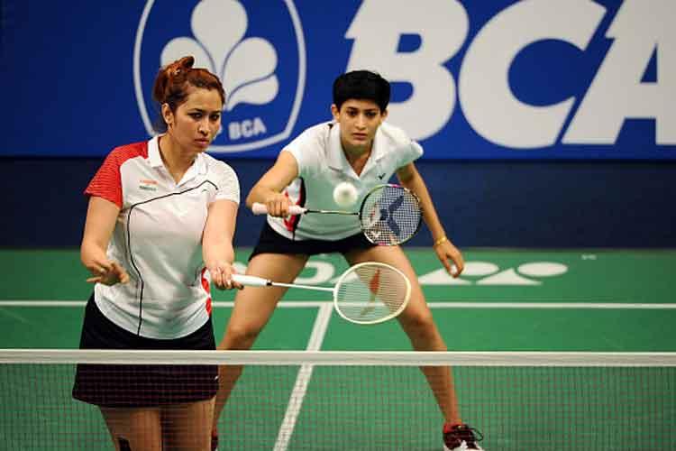 Ashwini Ponnappa Net Worth Gutta-ashwini Ponnappa Win