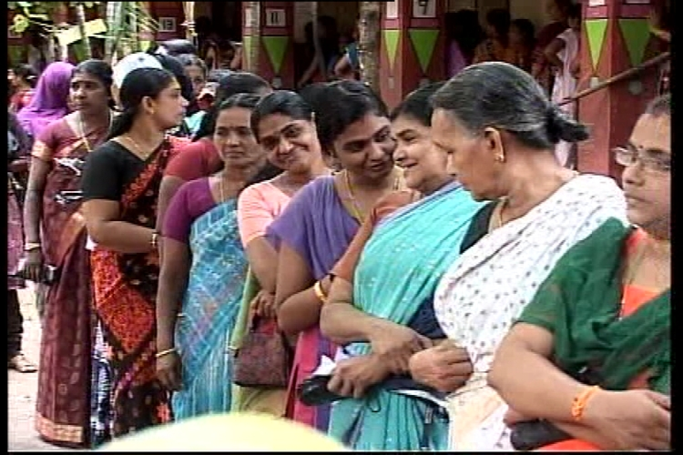 Kerala: Counting of votes for Aruvikkara constituency underway