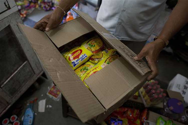 Nestle pays Ambuja Cements Rs 20 crore to destroy Maggi packets